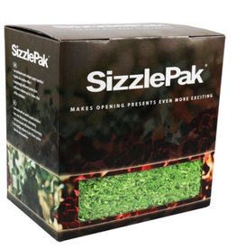 Sizzlepak filling material paper - lime