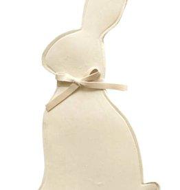 Velvet Bunny Sleeve - Sand