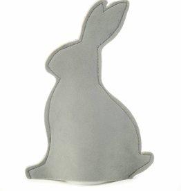 Velvet Bunny Eierwärmer - Light Olive