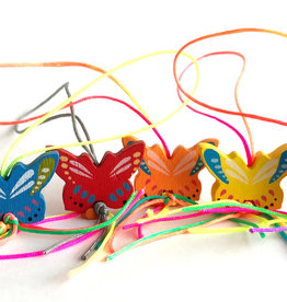 Glücksanhänger Schmetterlinge