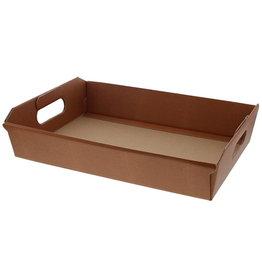 Korb Dessert - Terrakotta