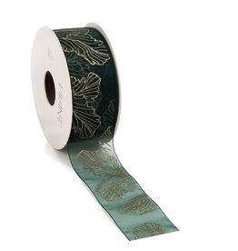 Beauyante ribbon - dark green