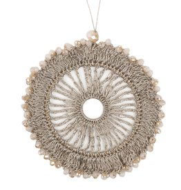 Bellizzi deco hanger  Handmade - Sand