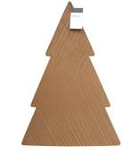 Velvet Pine Sleeve - Brandy - 320*460 mm - 6 Stück