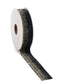 Gradiënte ribbon - black