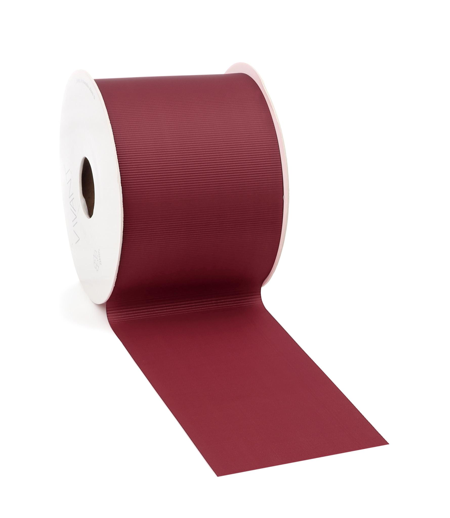 Gigi Ribbon - warm red