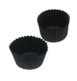 Candy cups Nr 4 black - 1000 pieces