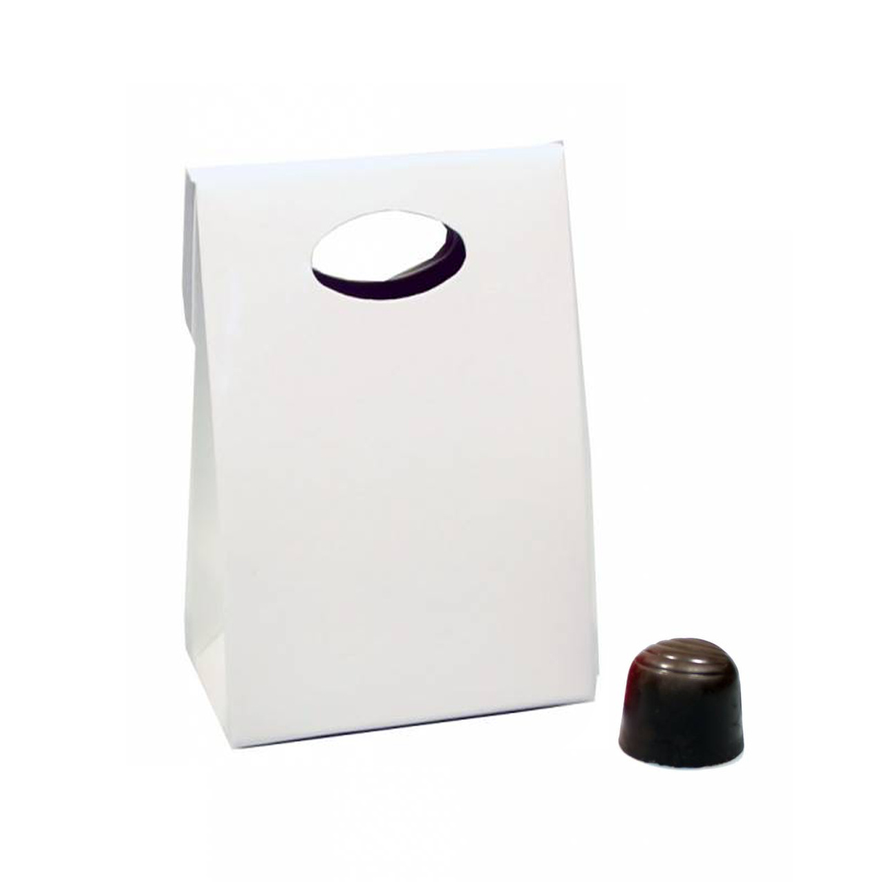 Funbox Weiß - 80*40*130mm - 100 Stück