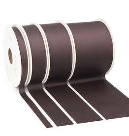 Gigi Ribbon - Dark brown