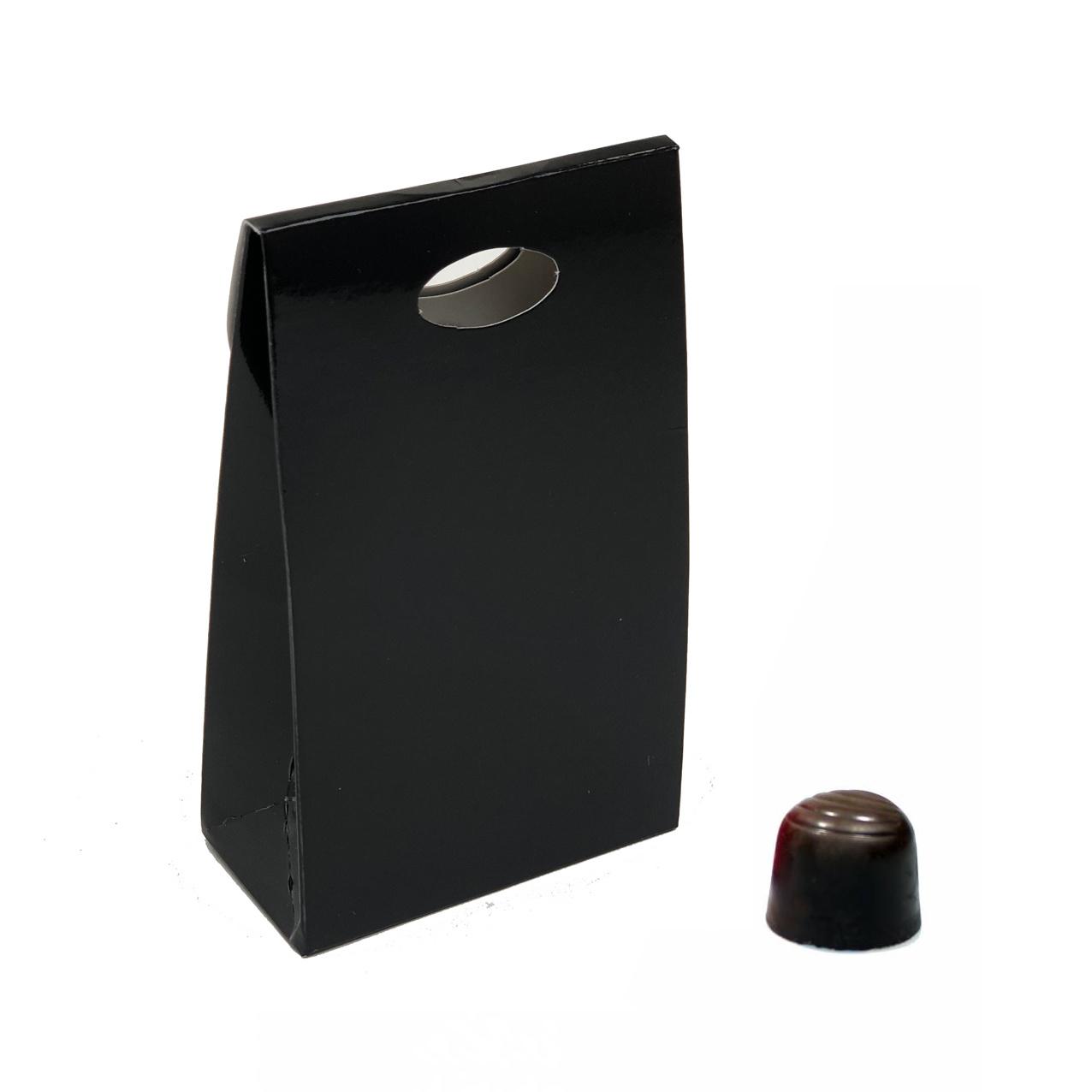Funbox zwart - 80*40*130mm - 150 stuks