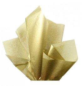 Vloeipapier goud