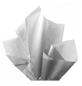 Vloeipapier zilver