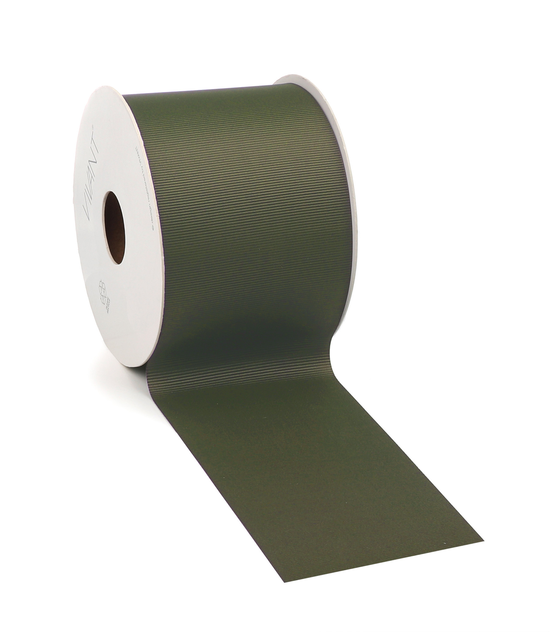 Gigi Ribbon - Moss green