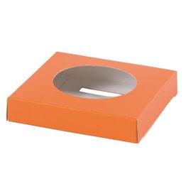 Paaseidoos sokkel - oranje