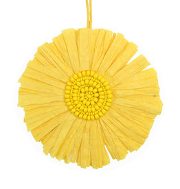 Sonna deco chain Handmade - yellow