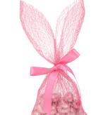 Bunny  Beutel crispy - Rosa - 5 Stück