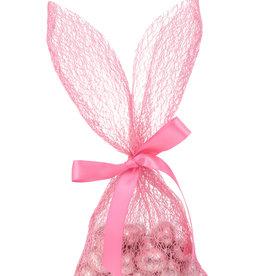 Bunny  bag crispy - Pink