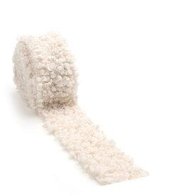 Lammy deco ruban - crème