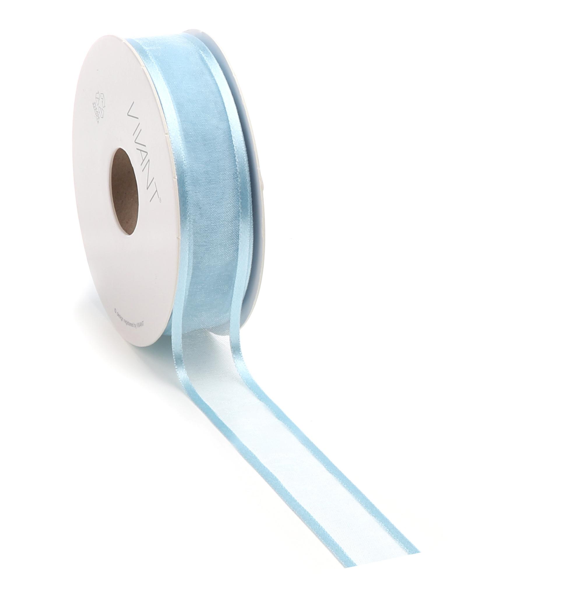 Prego woven edge Ruban - bleu