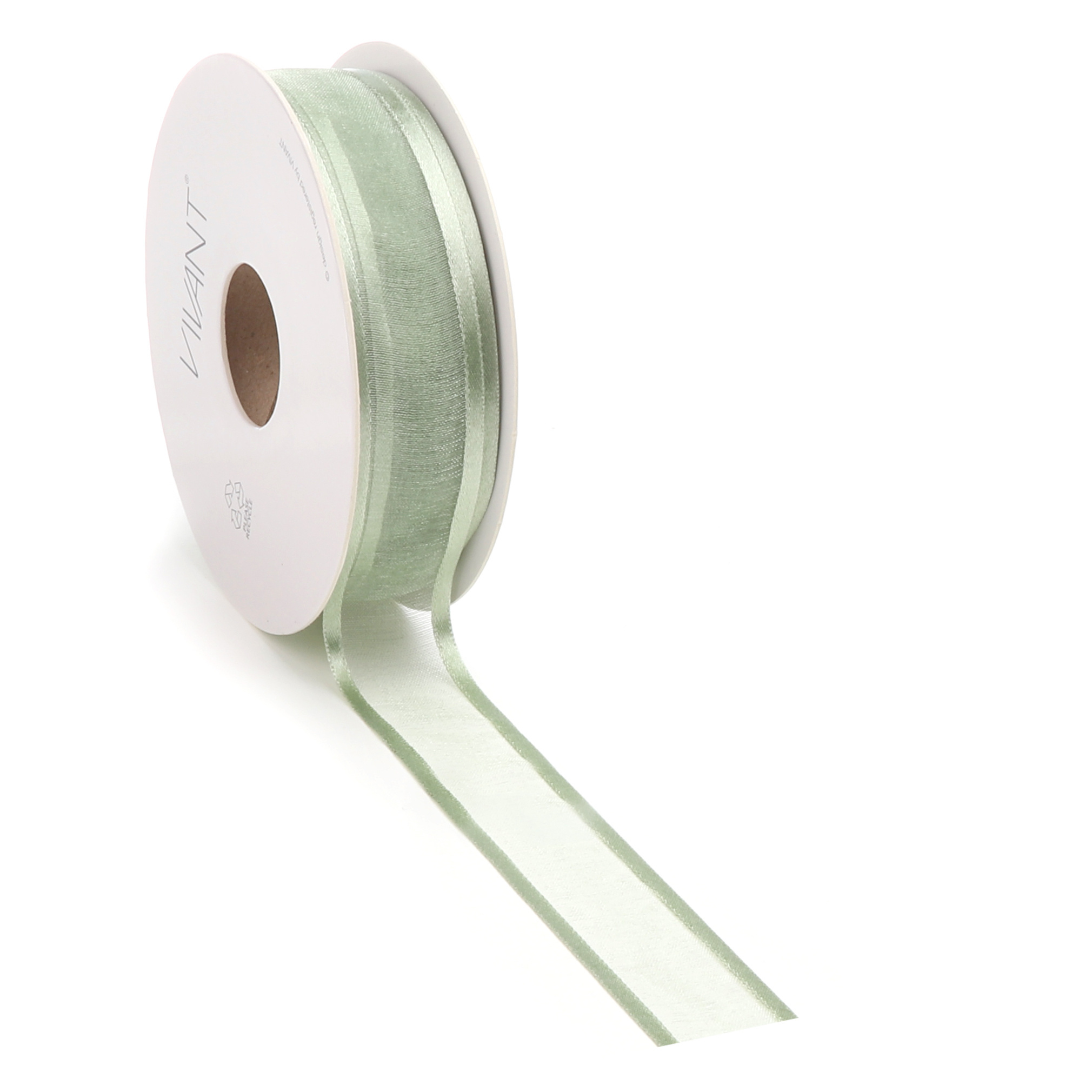 Prego woven edge Band - Light Olive
