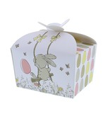 """Butterfly Box """"Bunny Swing"""" 500 grams - 125*100*105mm - 50 pieces"""