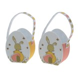 """Bunny Swing"" egg basket  - 100*65*190mm  - 8 pieces"