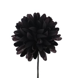 Dahlia - dark brown