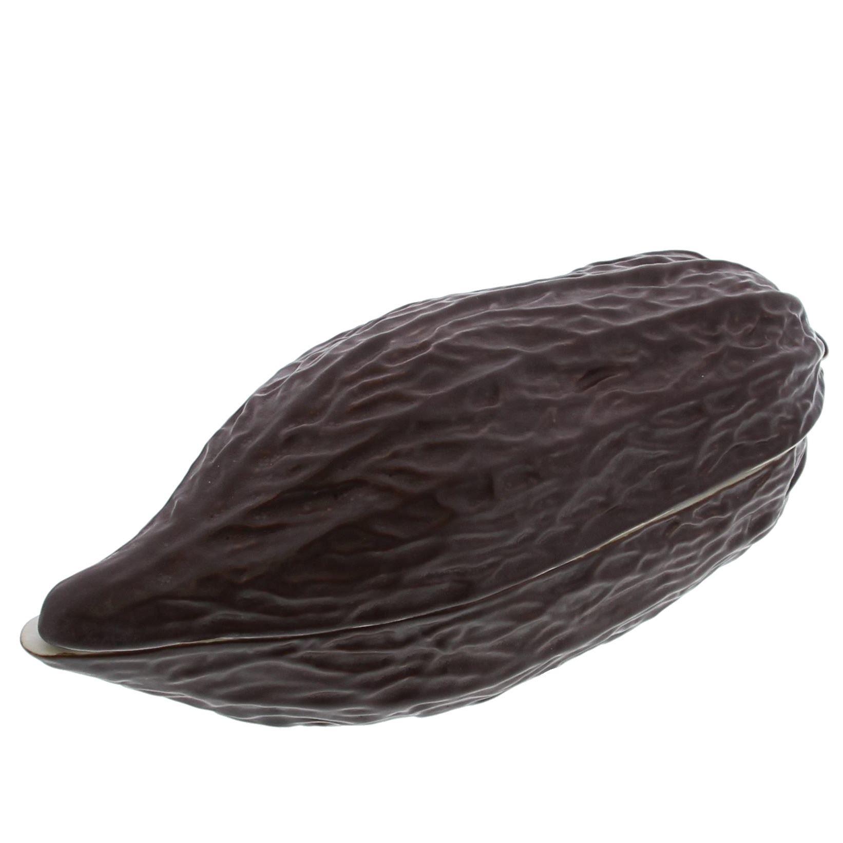 Fève de cacao bonbonnière - disponible en 2 dimensions