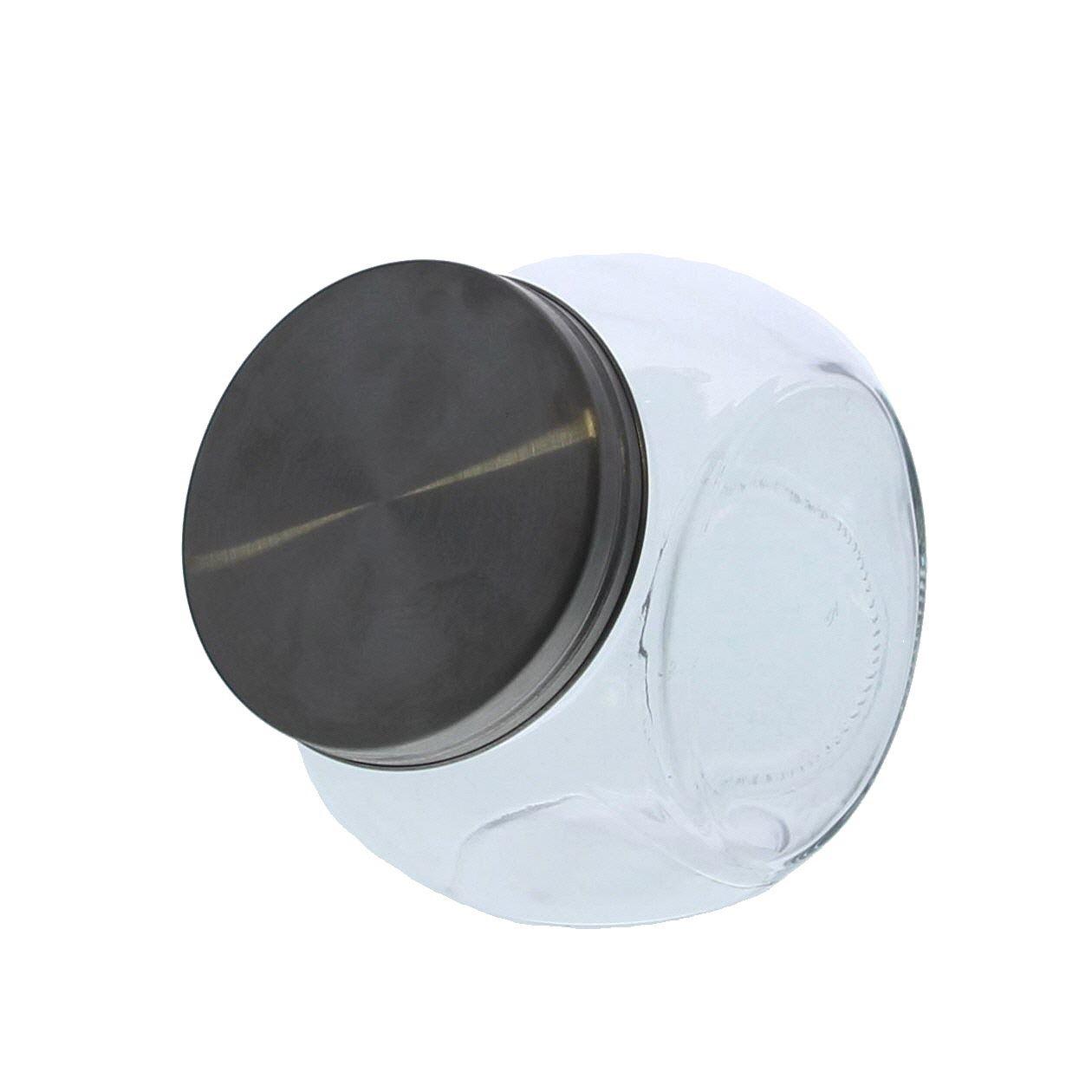Bocal bouchon à vis métal - disponible en 4 dimensions