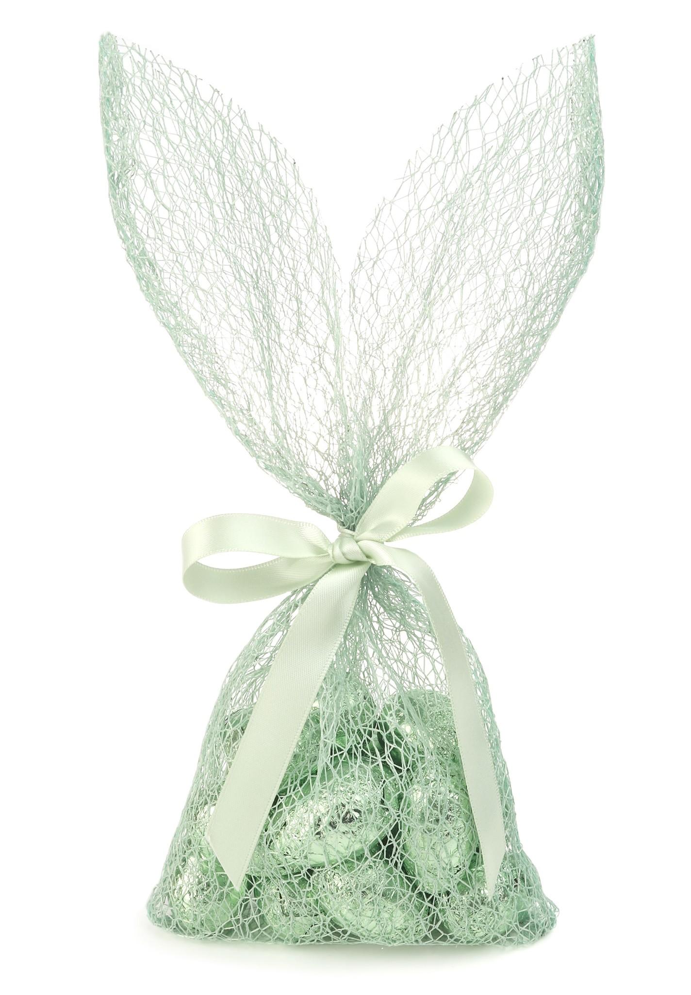 Bunny Bag  crispy - Mint  - 5 pieces