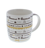 """""""Goldy"""" chocolate tasse  - 120*85*90mm - 12 pièces"""