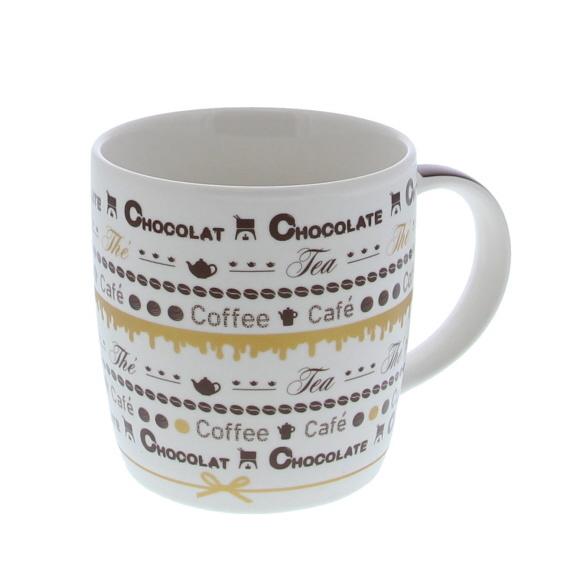 """""""Goldy"""" chocolate tazón  -  120*85*90mm - 12 unidades"""