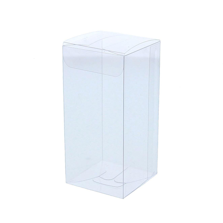 Caja transparentes - 200 unidades