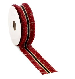 Luxia ribbon - red