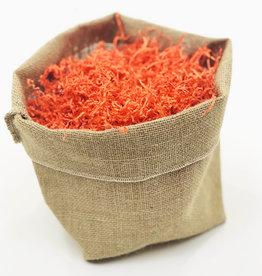 Sizzle vulmateriaal papier - oranje