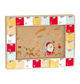 """Advent  calendar  """"Noël"""""""