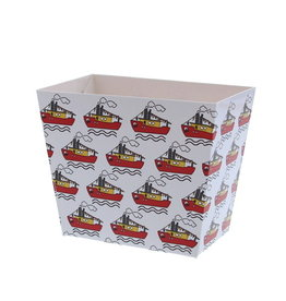 """Sint """"Party""""  steamship conical basket"""