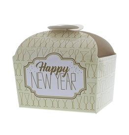 """Schachtel """"Sparkle"""" Happy New Year2 50 Gramm"""