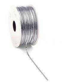 Circlé Ringelband - Silber