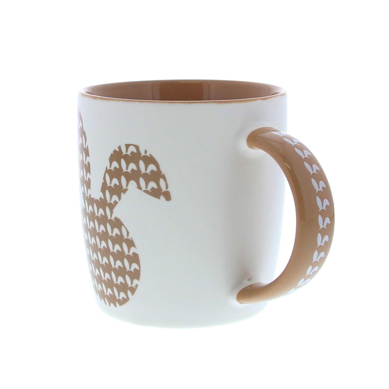 "Mug  ""Bunny Ears""  -  85*120*90 mm - 12 pieces"