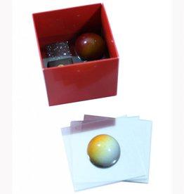 Intercalaires PVC pour Cubebox