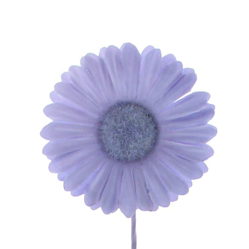 Flower Germini - 65mm - Lavendel - 96 pieces