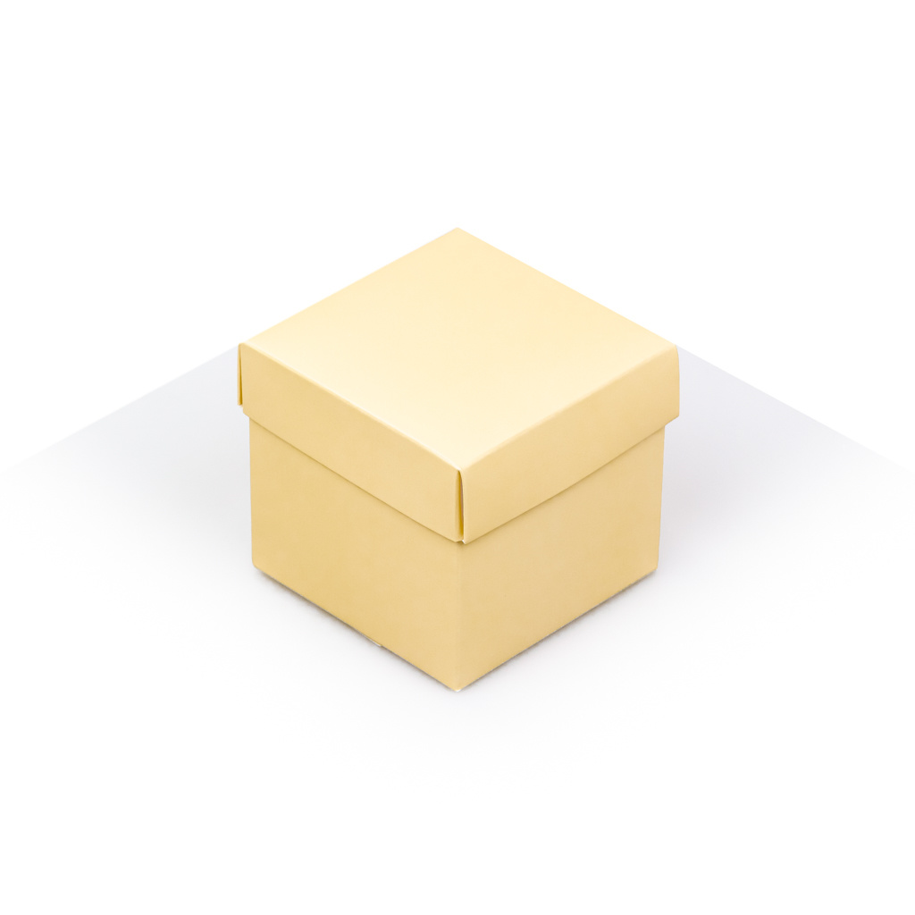 Cubebox - Matt Cream