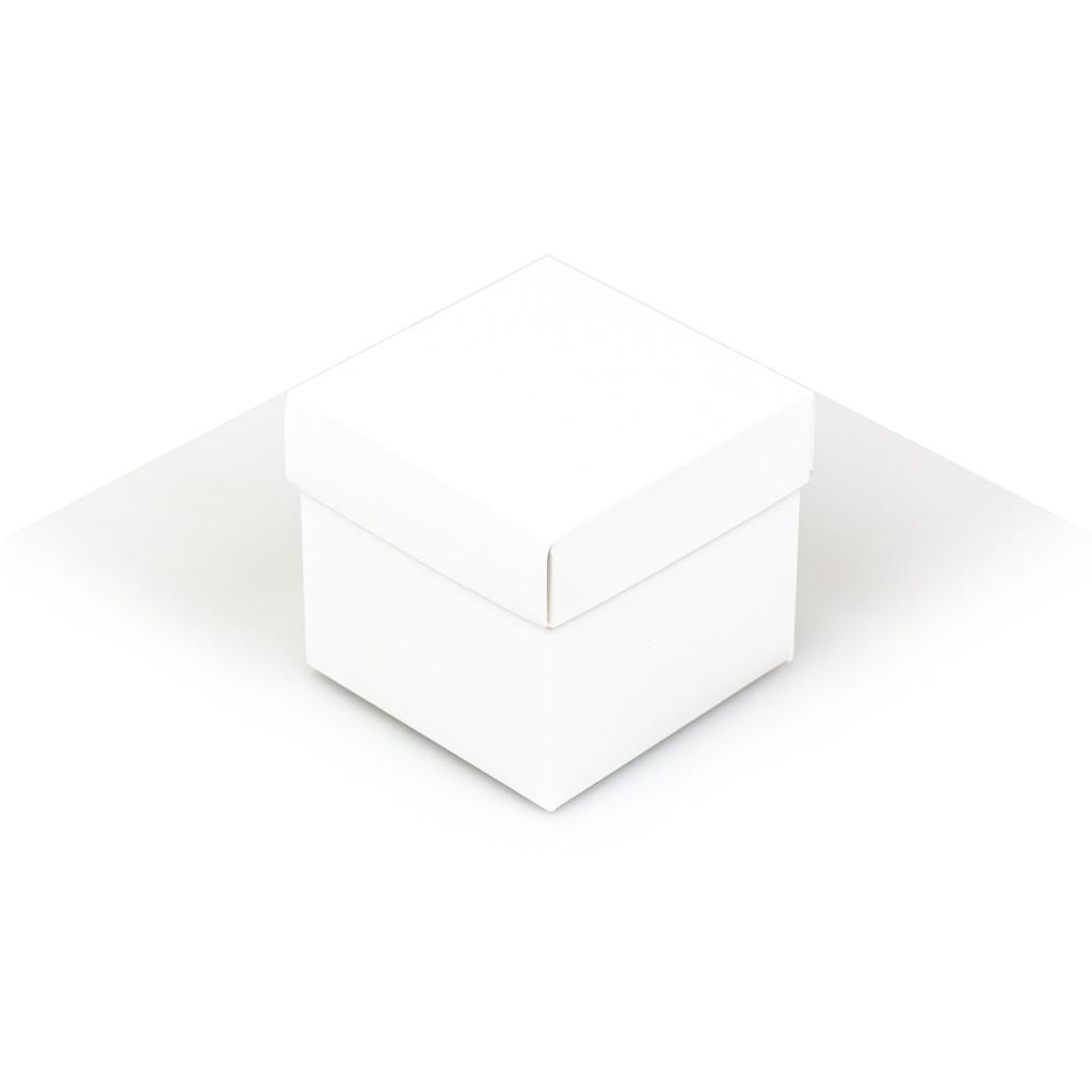 Cubebox - Shiny White