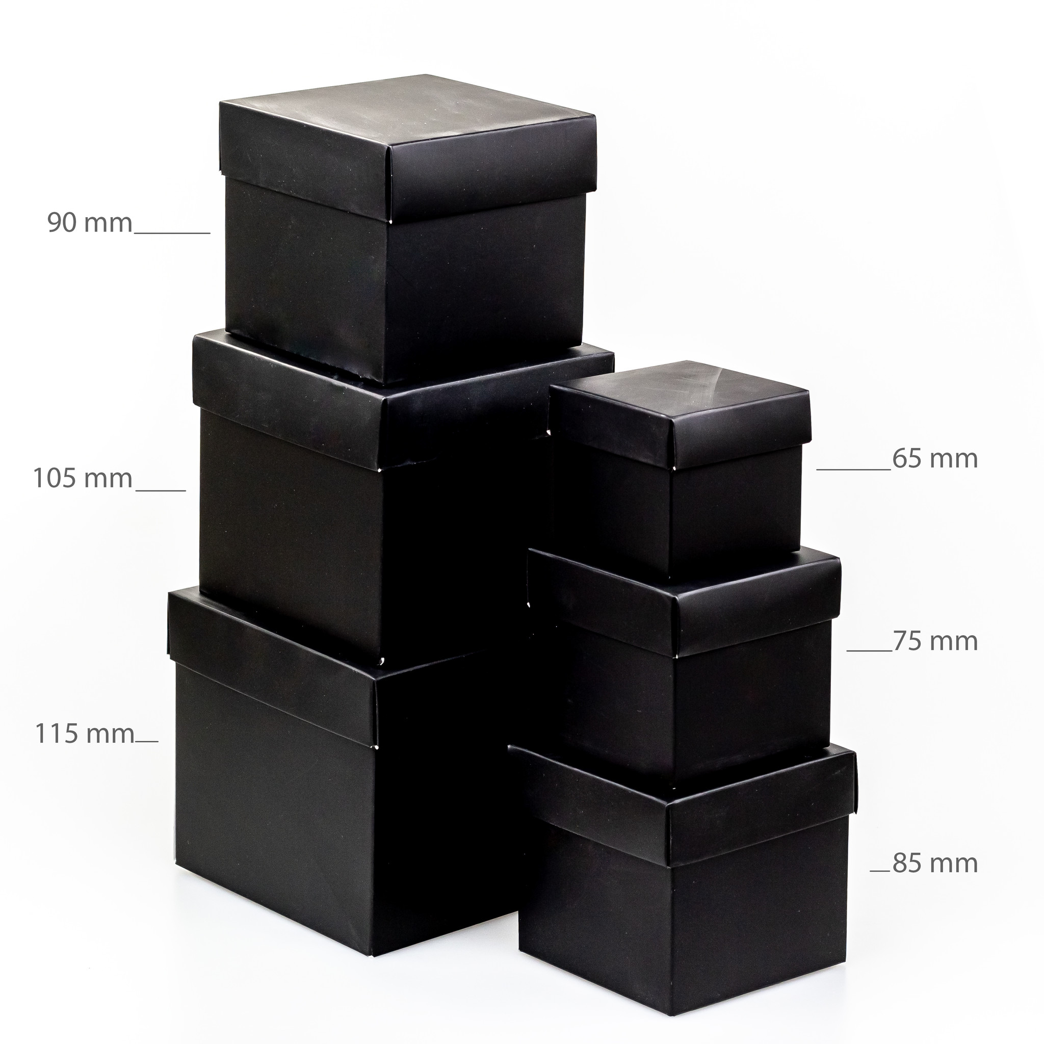 Cubebox - Shiny Brown