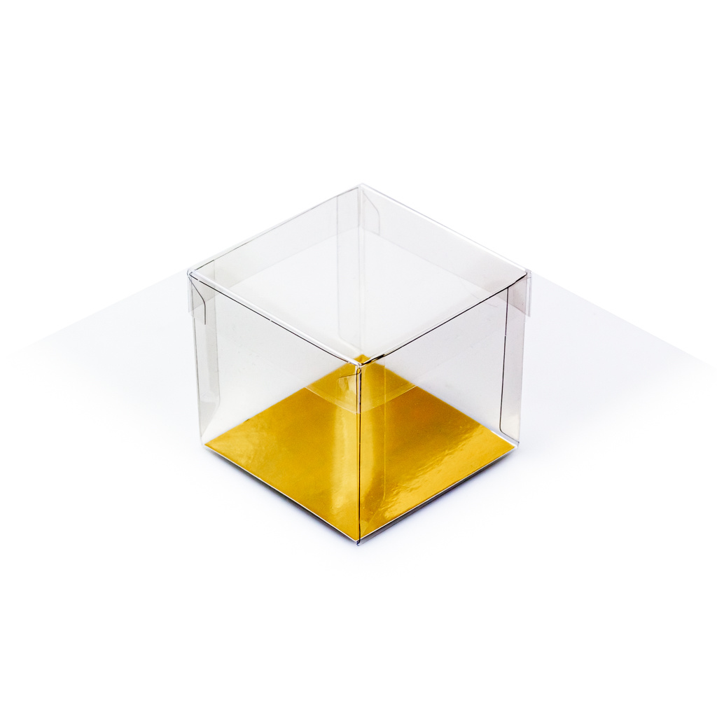 Cubebox - Transparant