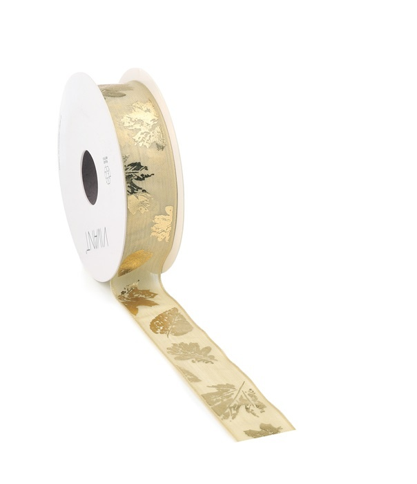 Foglie Band - Gold