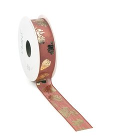 Foglie ribbon - Brique
