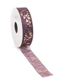 Beri ribbon - Old Purple