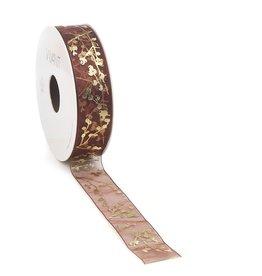 Beri ribbon - Brown